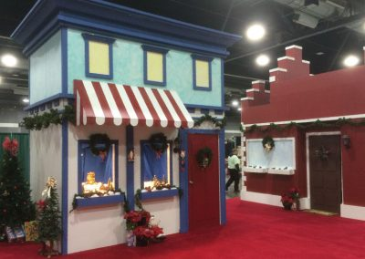 Santa's Christmas Village Exhibit