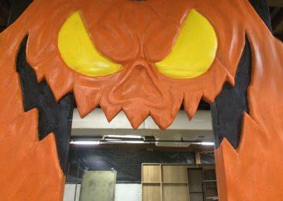haunted-maize-carved-styrofoam-pumpkin-doorway