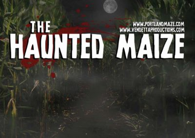 The Haunted Maize