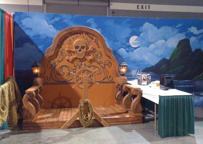portland-expo-center-exhibit-booth-kids-day-interactive-pirate-ship