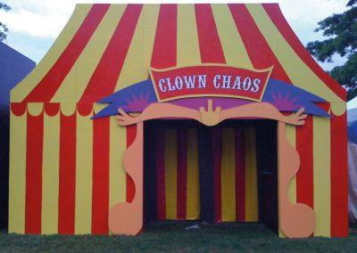portland-rose-festival-clown-chaos-scream-at-the-beach-walkthrough-maze